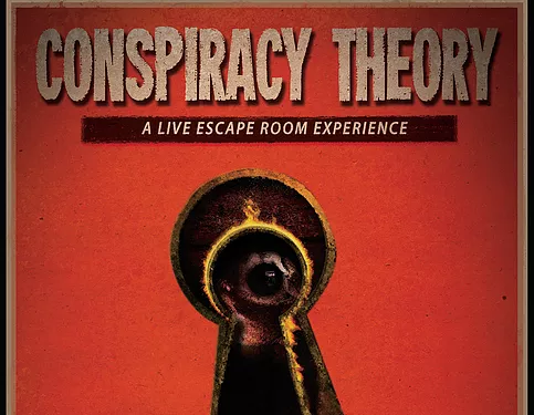 Our conspiracy theory escape room is one of the most fun things to do in Sacramento this weekend!